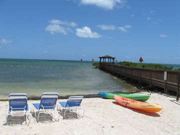 Tavernier condo rental - On Property,Kayaks for rent per hour, board walk and gazebo for great relaxation
