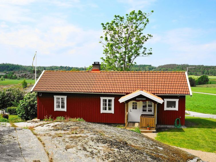 Vacation home Orust/Varekil  in Svanesund, Bohuslän and Västra Götaland - 6 persons, 1 bedroom