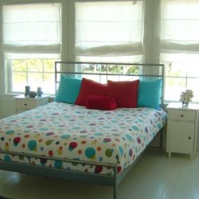 One of Four Bedrooms / Queen Bed