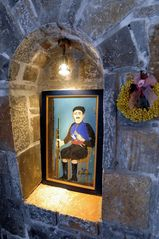 Gouves villa photo - Traditional Cretan art is decorating the house