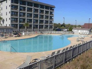 Myrtle Beach Resort condo photo - Oceanfront Pool