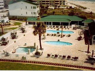 Tybee Island condo photo - 3 swimming pools