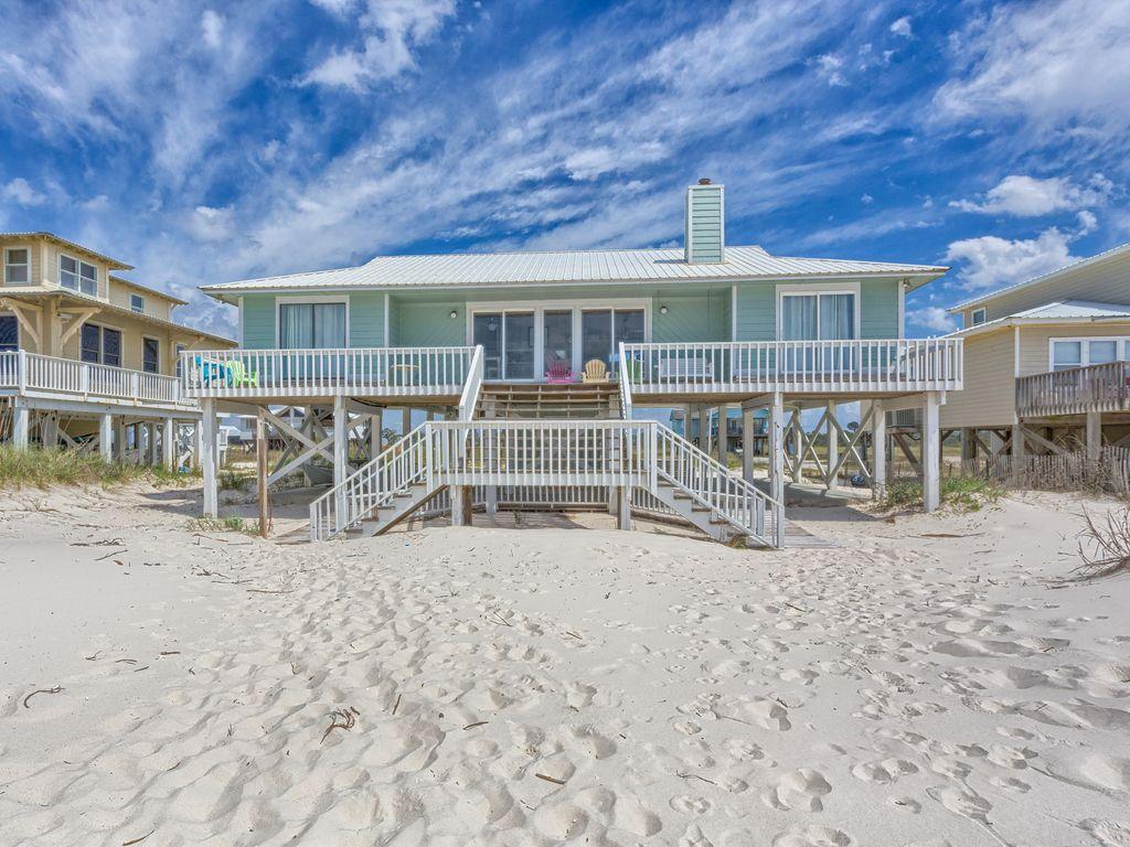 Barefoot Beach Fort Morgan Gulf Front  VRBO