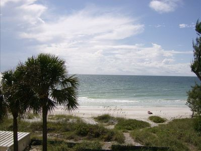 Bradenton Beach studio rental - Your Balcony View
