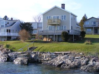 Harpswell cottage photo - ocean view of Rocca Di Mare