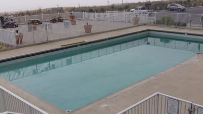 Outdoor Pool (Off Season!)