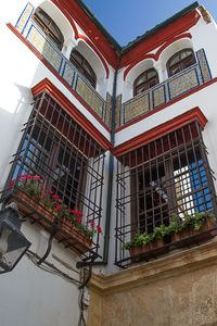 Cordoba apartment rental - FACHADE