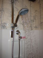 Snowshoe Mountain condo photo - New 5 Spray Shower Head Wand