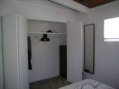 Mission Hills apartment rental - Bedroom closet