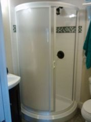 Georgetown apartment photo - Shower in Bath