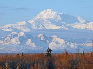 Houston cabin photo - Picture taken of Mt. Mckinley in Talkeetna Alaska.