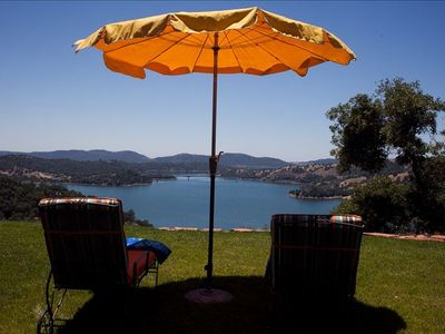 Murphys house rental - Relax, Rejuvenate overlooking beautiful Lake Melones
