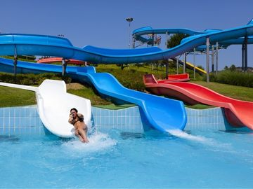 The nearby Water Park, Ideal for Family Fun