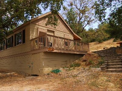 Cozy cabin located in beautiful Mount Laguna. Complete privacy and relaxation!