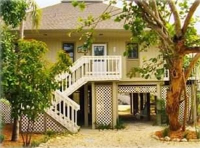 Captiva Island house rental - Sunset Captiva #26 Front Exterior