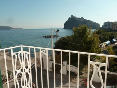 In the heart of Ischia comfortable stately home in 1700, renovated in 2014