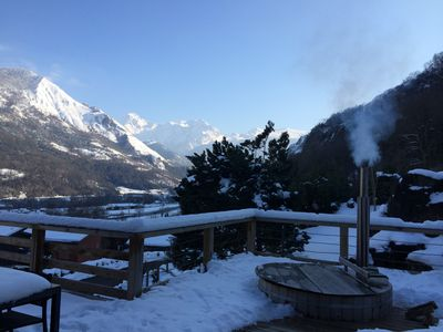 Luxury Chalet Pyrenees and the Nordic Spa