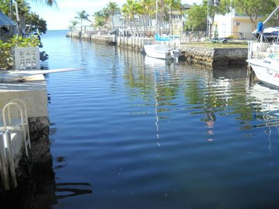 Key Largo apartment rental - View to Atlantic Ocean