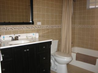 First Level Full Bath - Rincon villa vacation rental photo