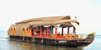 2BDR Houseboat Cruise in the Backwaters