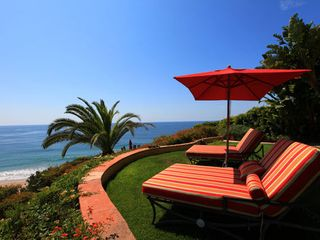 Malibu house photo - Sitting area.