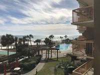 Gulf Front Lower Level 2 Bed/2 Bath Condo Sleeps 6. Direct Private Beach Access