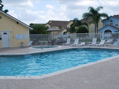 Kissimmee condo rental - Island Club Resort Swimming Pool (Pool #2)