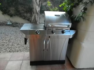 La Quinta house photo - New Commercial Infaredgas grill