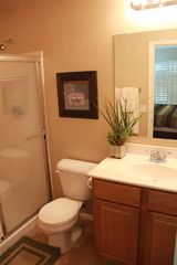 Large shower in master, walk-in closet - Mesa townhome vacation rental photo