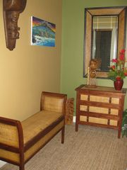 Waikoloa Beach Resort condo photo - Entryway to our condo - very Hawaiian