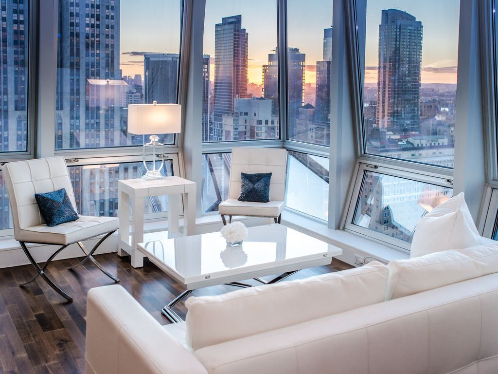 Midtown Jewel Amethyst 1 Br Apartment Near Empire State Building For Rent Condo