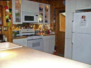 Carnelian Bay cabin photo - fully equipped kitchen