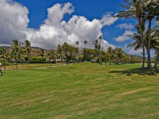 Kahala condo photo - The Waialae Golf Course Accross the Street