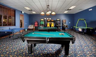 Paradise Palms townhome photo - Game room