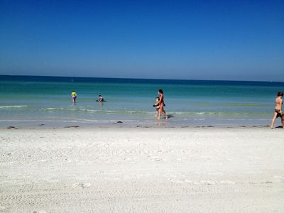 A Great Day At The Beach in St. Pete's