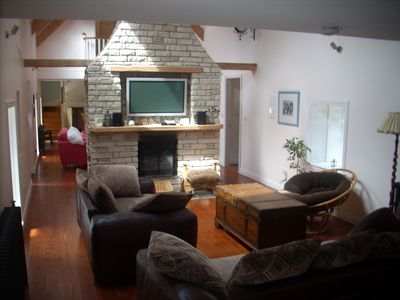 County Tipperary cottage rental - Living Room