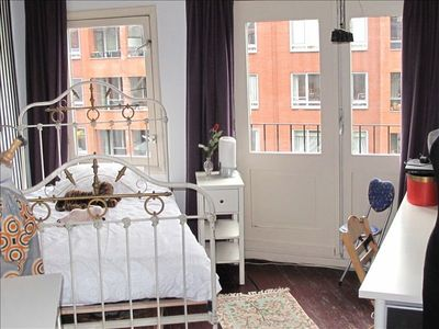 Loft in the Heart of Amsterdam with Great View on Westertower