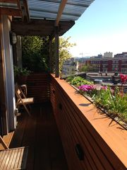 Vancouver condo photo - Another photo from your private, south facing deck with sweeping city views