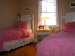 Montauk house photo - Guestroom with Twins and a place to relax...