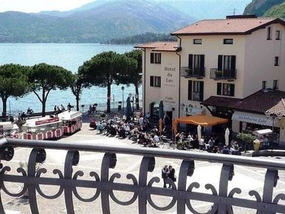Menaggio apartment rental - Menaggio Fantastico overlooks the lake and the heart of Menaggio's main Piazza