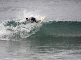 Ocean Beach house photo - Surfing