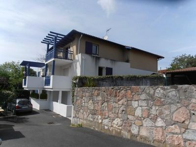 Apartment Hendaye, 1 room, 3 persons