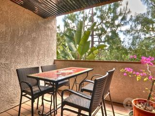 Oceanside condo photo - Covered Patio