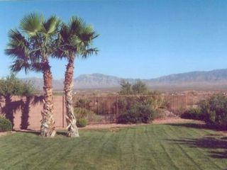 Mesquite house photo - View from backyard.