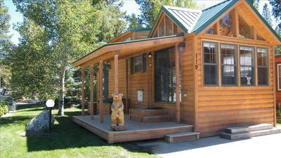 Beautiful, Private Cabin - 450 Square Feet Plus Sleeping Loft