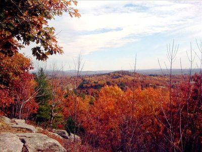 Local Fall Hiking - Hawk Mountain