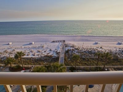 Fort Walton Beach condo rental - Beach View from Balcony
