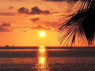 Islamorada house photo - Beautiful Sunsets from Every Room in the House!