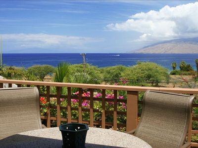 View From the Main Lanai