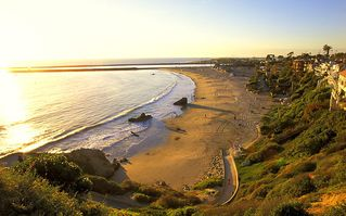 Corona del Mar house photo - Walking distance to this Gorgeous Beach